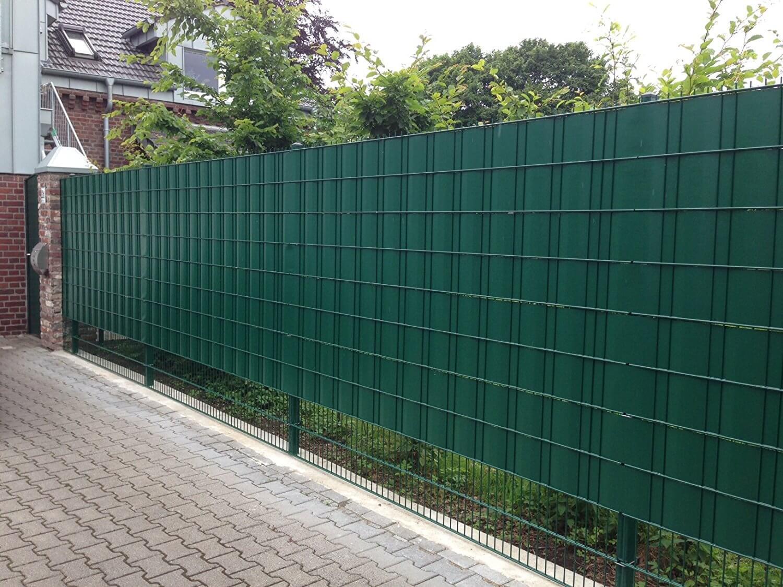 Sichtschutzgarten Sichtschutzzaun Bewahrte Zaune Im Vergleich
