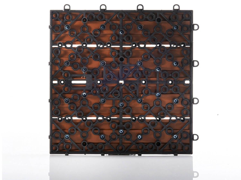 Berühmt Holzfliesen ⎥ Terrassenfliesen Vergleich - Diese Fliesen sind Top #JV_62